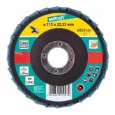 Wolfcraft 8423099 - 1 disco lamelar com não-tecido