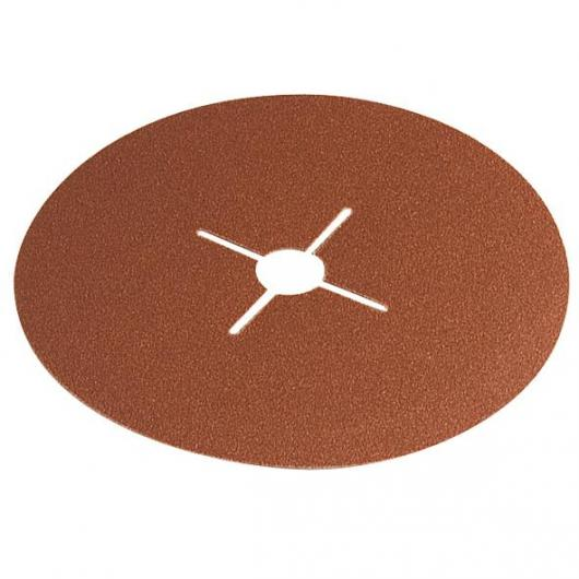 Wolfcraft 2470000 - 5 muelas de esmeril, grano 24 Ø 180 mm