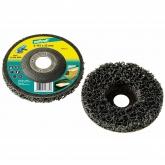 Wolfcraft 1673000 - 1 disco de limpiar universal para amoladora Ø 115 x 22 mm