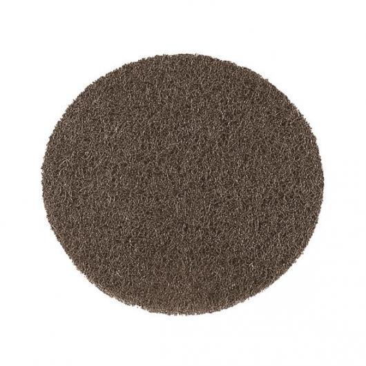Wolfcraft 2219000 - 1 fieltro adhesivo para pulir, fixoflex Ø 125 mm