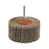 Wolfcraft 2035000 - 1 cepillo abrasivo a láminas, grano 150 Ø 60 x 40 mm