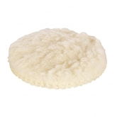 Wolfcraft 5877000 - 1 capa de polimento aderente em lã de cordeiro