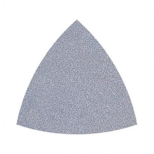 Wolfcraft 5887000 - 5 hojas de esmerilar adhesivas, para pintura y laca/ barniz, 95 mm