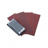 Wolfcraft 2877000 - 1 levigatrice manuale per cartongesso 41 pezzi