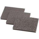 Wolfcraft 2895000 - 3 spugne abrasive