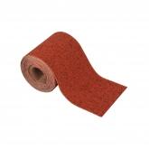 Wolfcraft 3170000 - 1 rollo papel abrasivo, grano 40 5 m x 93