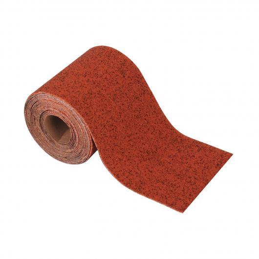 Wolfcraft 2786000 - 1 rollo de papel abrasivo corindón, grano 180 25 m x 115
