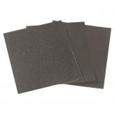 Wolfcraft 2861000 - 1 pliego tela de lija, grano 60, sueltos 230 x 280 mm