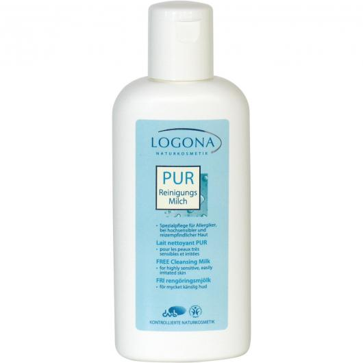 Latte detergente Free pelli sensibili, Logona, 150 ml