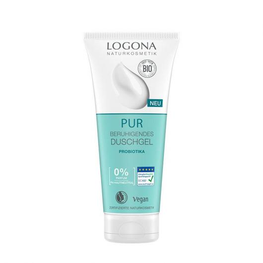 Shampoo/Gel doccia Free pelli sensibili, Logona, 250ml