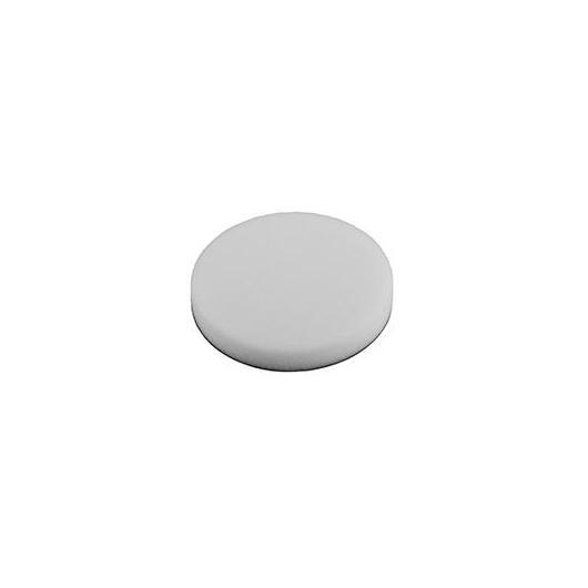Wolfcraft 3164000 - 1 esponja de pulir con fieltro adhesivo Ø 180 mm