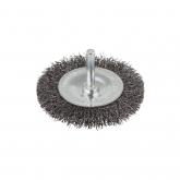 Wolfcraft 8470000 - 1 brosse métal circulaire
