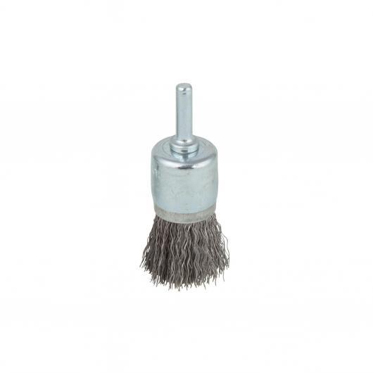 Wolfcraft 8474000 - 1 spazzola metallica a pennello