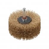 Wolfcraft 2265000 - 1 spazzola per ravvivare il legno
