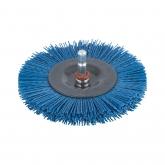Wolfcraft 2727000 - 1 brosse circulaire en nylon