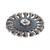 Wolfcraft 2701000 - 1 brosse inox circulaire