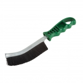 Wolfcraft 2764000 - 1 cepillo metálico de mano, nailon, mango de plástico 265 mm