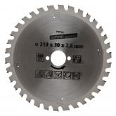 Wolfcraft 6581000 - 1 lama per seghe circolari