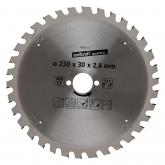 Wolfcraft 6582000 - 1 lama per seghe circolari