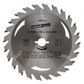 Wolfcraft 6463000 - 1 lâmina de serra circular