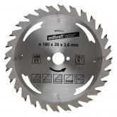 Wolfcraft 6472000 - 1 lama per seghe circolari
