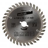 Wolfcraft 6406000 - 1 lâmina de serra circular