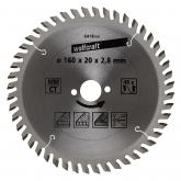 Wolfcraft 6418000 - 1 lama per seghe circolari
