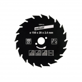 Wolfcraft 6364000 - 1 lame de scie circulaire