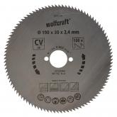 Wolfcraft 6277000 - 1 lama per seghe circolari
