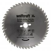 Wolfcraft 6682000 - 1 lama per seghe circolari