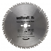 Wolfcraft 6666000 - 1 lame de scie circulaire