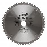 Wolfcraft 6740000 - 1 lame de scie circulaire