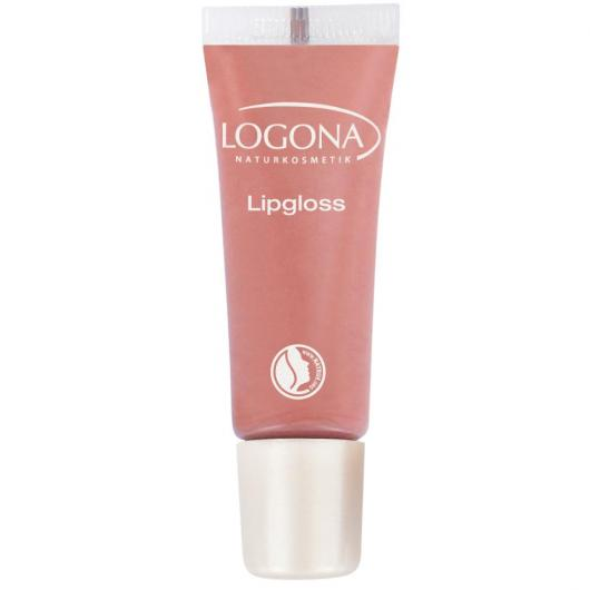 Gloss à l'abricot Logona, 10 ml, n°3
