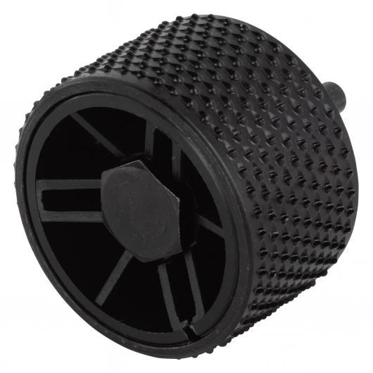 Wolfcraft 2520000 - 1 fresa de tambor, vástago 6 mm Ø 52 x 30 mm