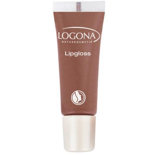 Brillo de Labios Light Brown Logona, 10ml, Nº 5