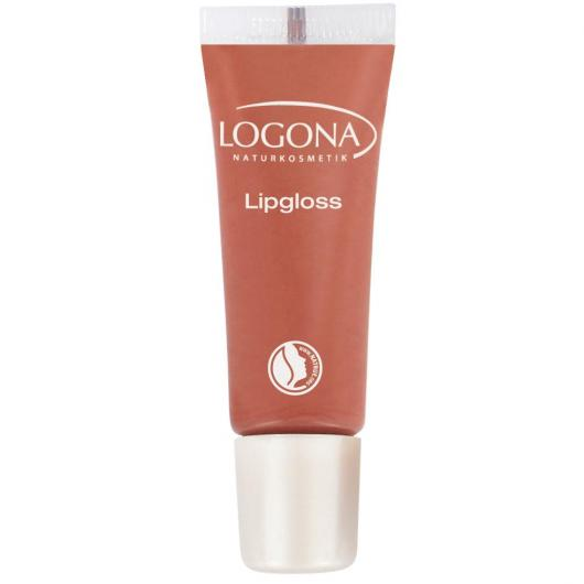Gloss Terracotta Logona, 10 ml, n°6