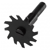 Wolfcraft 3263000 - 1 fresa circular de sierra Ø 35 x 2,5 mm
