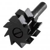 Wolfcraft 3259000 - 1 fresa per incastri (maschio)