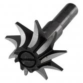 Wolfcraft 3266000 - 1 fresa de quarto de barra