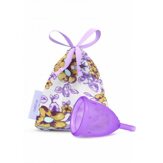 Lady Cup coupe menstruelle lilas