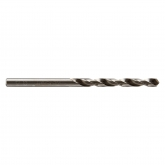 Wolfcraft 7551010 - 1 broca espiral HSS, afilado con precisión Ø 4,2 mm