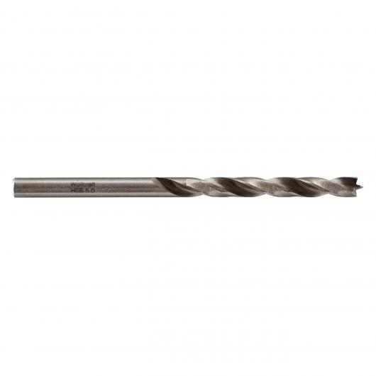 Wolfcraft 7247000 - 1 broca espiral para madera HSS