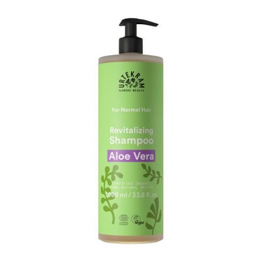 Champú para cabellos normales de aloe vera Urtekram, 1000 ml