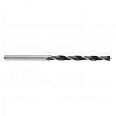 Wolfcraft 7604010 - 1 broca espiral para madera Ø 4,0 mm