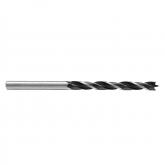 Wolfcraft 7605010 - 1 broca espiral para madera Ø 5,0 mm