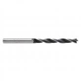 Wolfcraft 7606010 - 1 broca espiral para madera Ø 6,0 mm