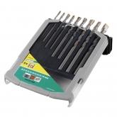 Wolfcraft 7109000 - 9 forets à béton spéciaux