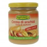 Crema de Cacahuete Rapunzel, 250 g