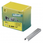 Wolfcraft 7028100 - 5000 agrafes larges
