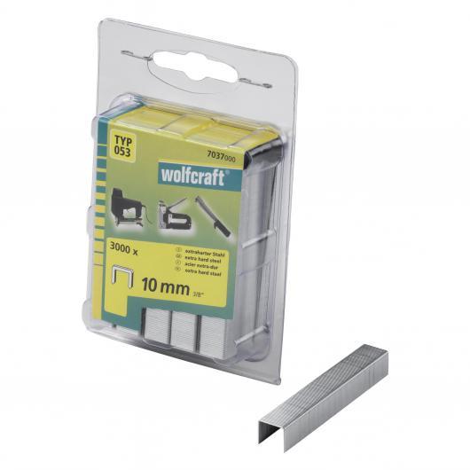 Wolfcraft 7037000 - 3000 punto dorso largo